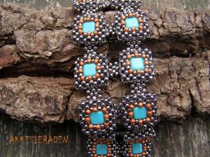 Stepping stones bracelet