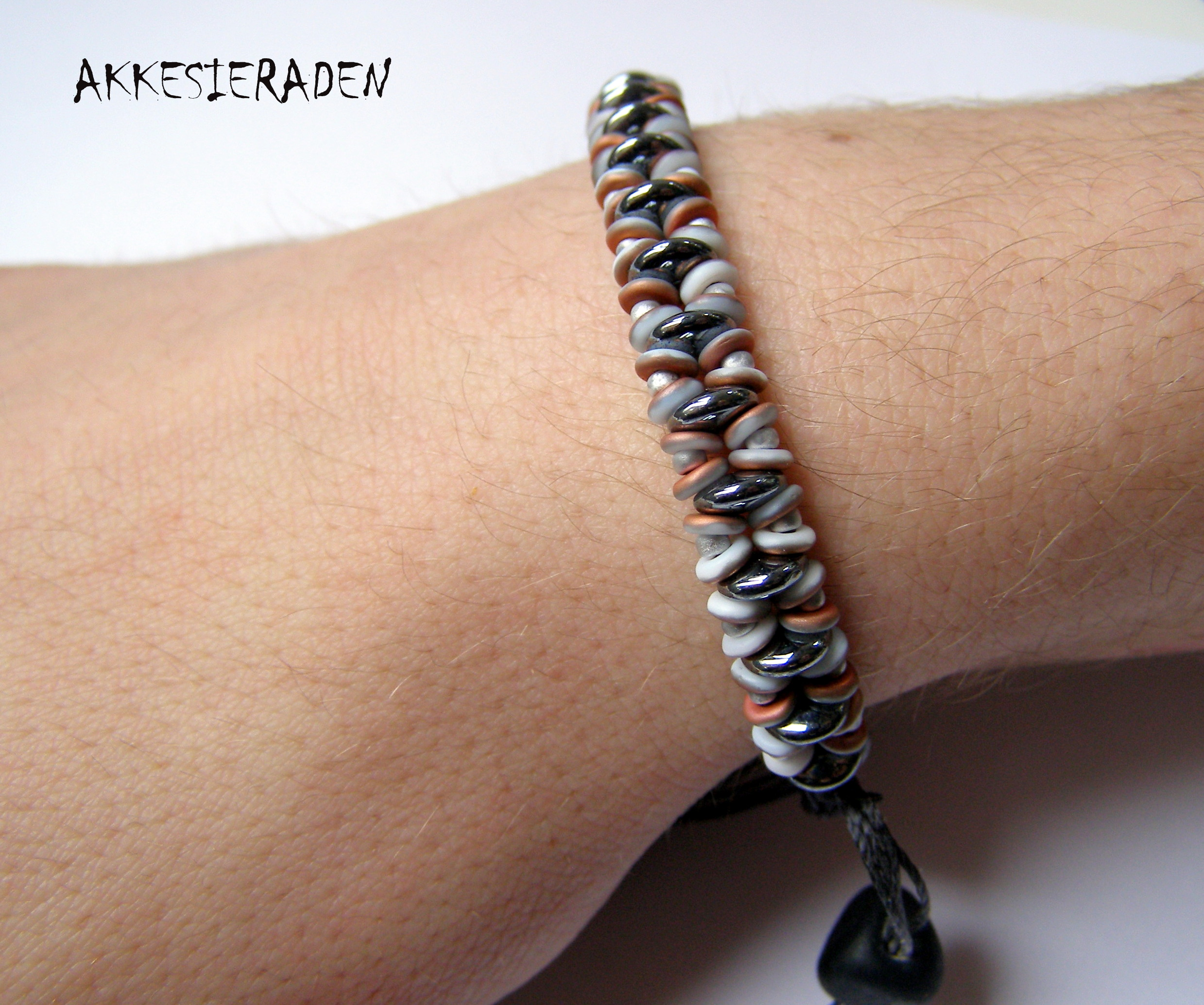 Designs Beads: O-Boy BraceletArmband O- Boy