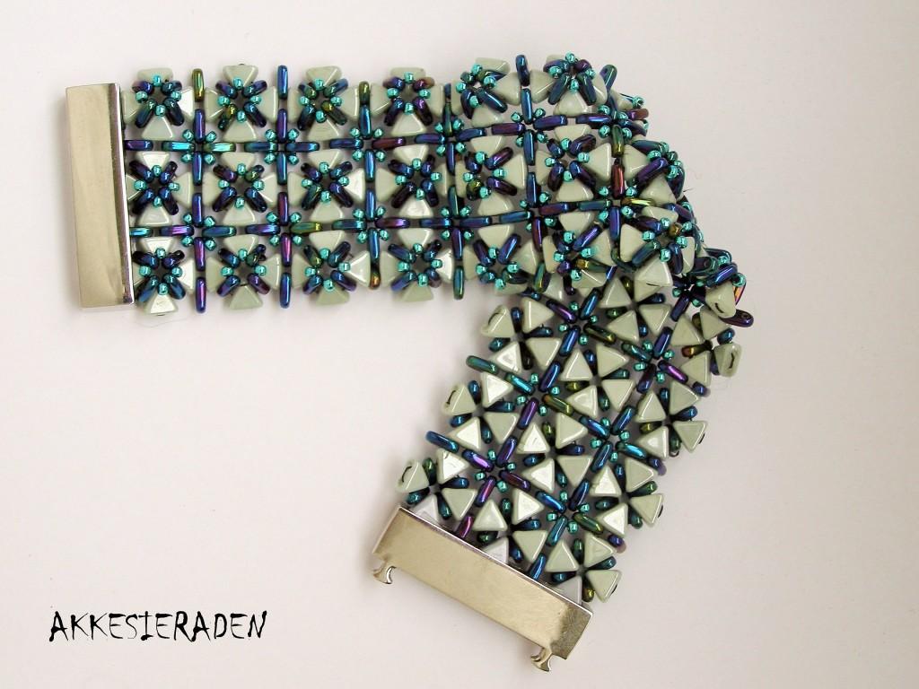 Patchwork Bracelet By Akke Jonkhof