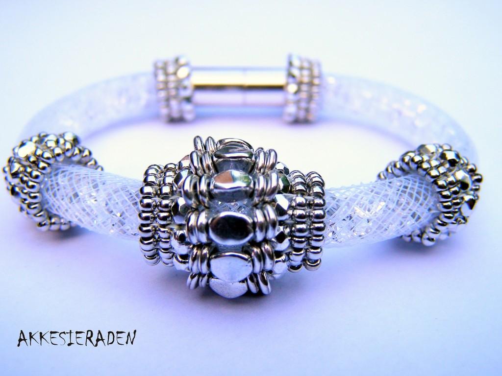 Crystal Mesh bracelet By Akke Jonkhof