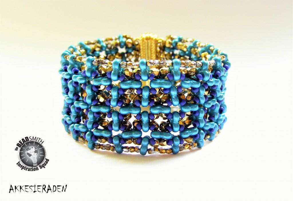 Trinity beads design Akke Jonkhof